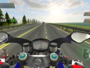 motociclete 3d in trafic