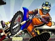 Jocuri cu motox maestrul de cascadorii