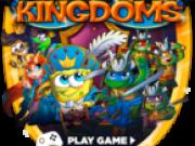 Jocuri cu nickelodeon apara castelul
