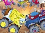 nickelodeon destrugeri cu masini