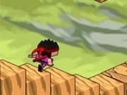 ninja in lumea cub