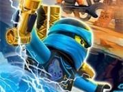 Jocuri cu ninjago lupte 3d
