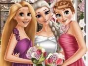 nunta cu elsa si printesele disney