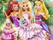 Jocuri cu nunta printesei rapunzel