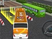 parcari de autobuze 3d