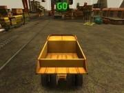 parcari de masini radioactive 3d