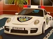 parcari masini de politie