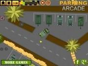 Jocuri cu parcheaza jeep de armata