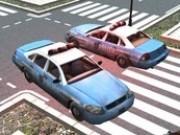 parcheaza masini 3d politie