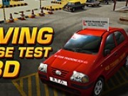 permisul de condus masini 3d
