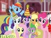 petrecere cu micul meu ponei