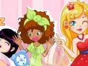 petrecerea fetelor distractive
