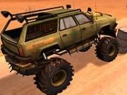 pilot de jeep 3d