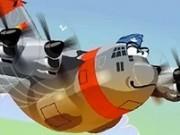 pilotii de avioane uriase