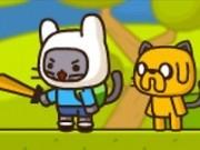 Jocuri cu pisicile razboinice desene animate