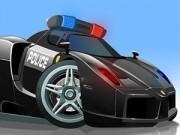 Jocuri cu politia de parcat pe strada