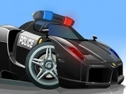 politia de parcat pe strada