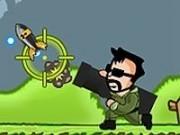 Jocuri cu politist cu bazooka