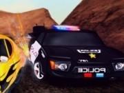 Jocuri cu politisti in masini si piloti de curse