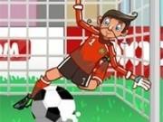 Jocuri cu portar de fotbal fara oase