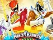 Jocuri cu power ranger dezlantui puterea
