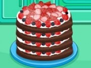 prajituri tort de capsuni