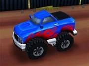 razboaie de curse 3d cu monster truck