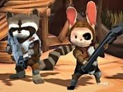 Jocuri cu razboiul 3d cu animale de lupta