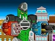 Jocuri cu razboiul mech din orasul robotilor
