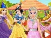 Jocuri cu regina ghetii si surpriza de ziua ei