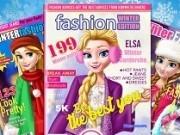 Jocuri cu revista de printese disney pentru iarna
