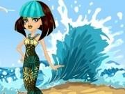rochii de plaja monster high