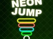 Jocuri cu sarituri neon