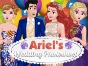 sedinta de foto la nunta printesei ariel