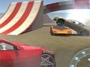 simulator de curse si cascadorii cu masini 3d