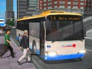 Jocuri cu simulatorul de autobuze condus in oras