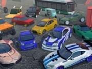Jocuri cu simulatorul de condus 3d in arena