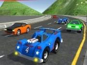 Jocuri cu simulatorul de condus masini de jucarie 3d
