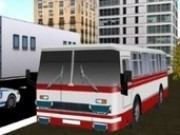 Jocuri cu sofer autobuz 3d in oras