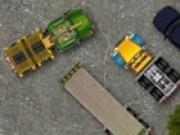 sofer camion de carat lemne