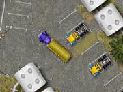 Jocuri cu sofer parcat cisterne