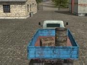 Jocuri cu soferul de camioane cu marfa