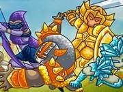 soldatii stravechi din regatul asgard