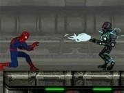 spiderman lupta impotriva lui dr octupus