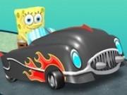 Jocuri cu spongebob curse cu carturi