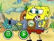 Jocuri cu spongebob impusca inamicii plankton