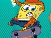 spongebob si patrick pro skateri