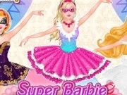 super barbie balerina dansatoare