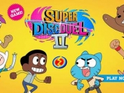 super batalia cu disc cartoon network