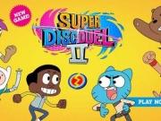 Jocuri cu super batalia cu disc cartoon network
